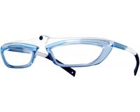 Lele's Lunette loupe L01R Blue and White