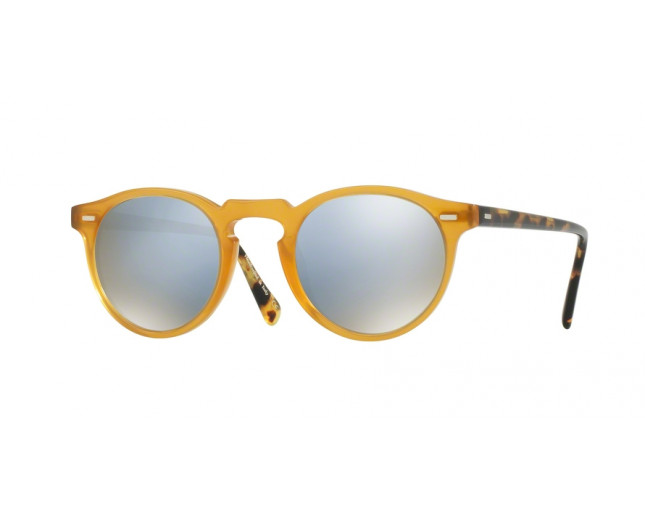 1fbdbc75db8503 Gregory Peck Sun Indisponible 0 jour   23 59 59 Soldes New Mirror Oliver  Peoples Oliver Peoples