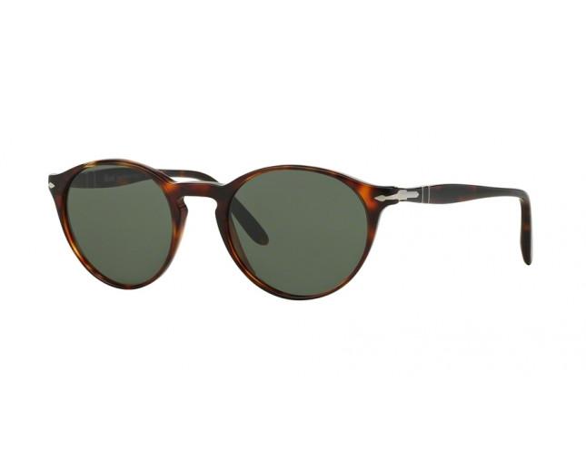 620ddc090d5 Persol 3092SM Havana Green - PO3092SM 9015 31 o - Sunglasses - IceOptic