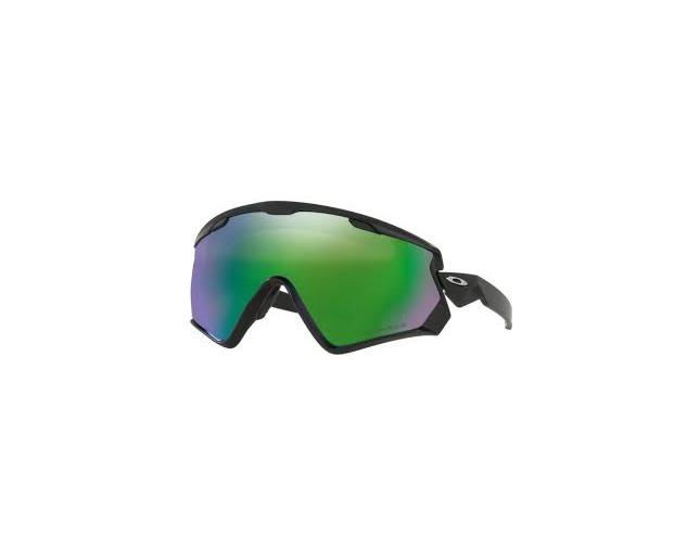 d82416997 Oakley Wind Jacket 2.0 Neon Matte black-Prizm snow jade iridium