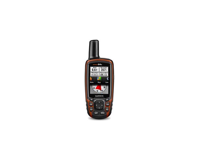Garmin GPSMAP 64S + IGN Topo Montagne Pro V3