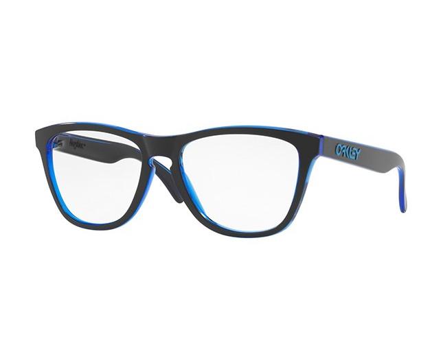 Oakley Frogskins Eclipse blue - OX8131-03 - Lunettes de vue - IceOptic f4444babbf56