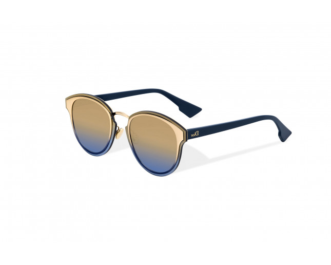 7a2bb9d45 Dior Nightfall Gold Blue - 200270 LKS/X5 - Lunettes de Soleil Homme ...