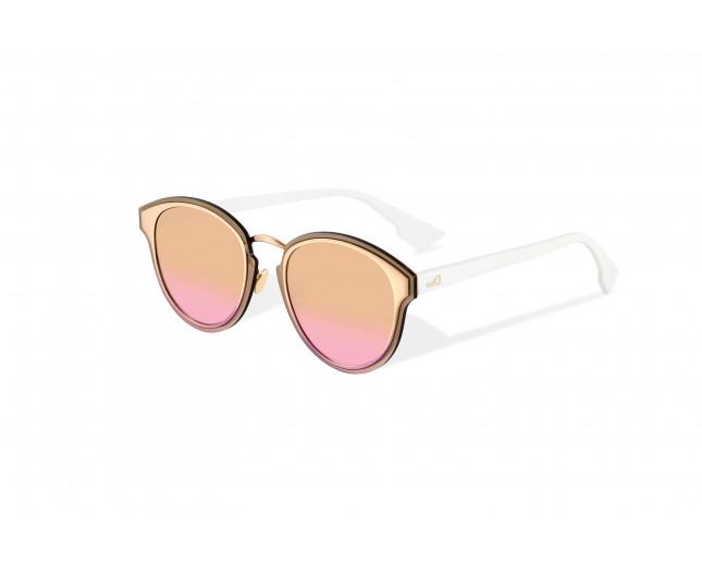 Dior Nightfall Gold Shinny Gold Ping   White Pink Mirror - 200270 ... 3c1f78d34c11d