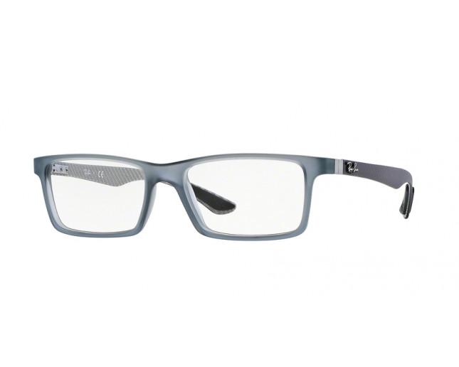 Ray Ban RX8901 Demi Gloss Grey - RX8901 5244 - Eyeglasses - IceOptic 02803ee755