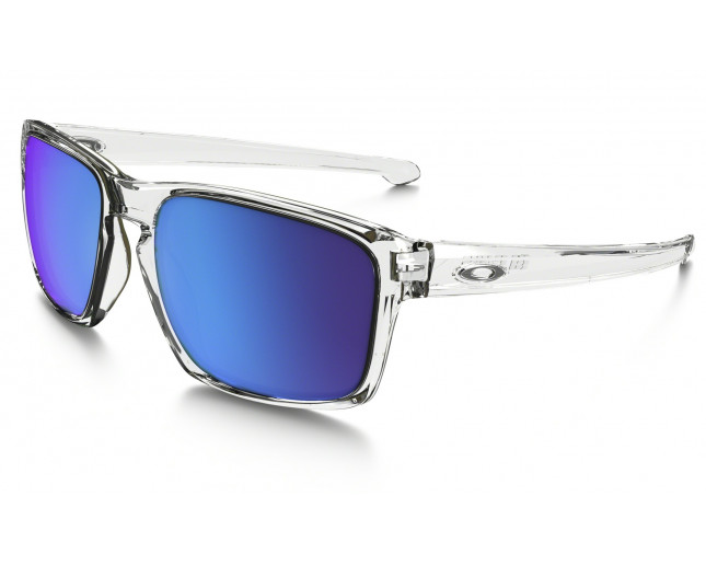 Prizm Oakley Iridium Sliver Polished Saphire Clear DIEe9bWHY2