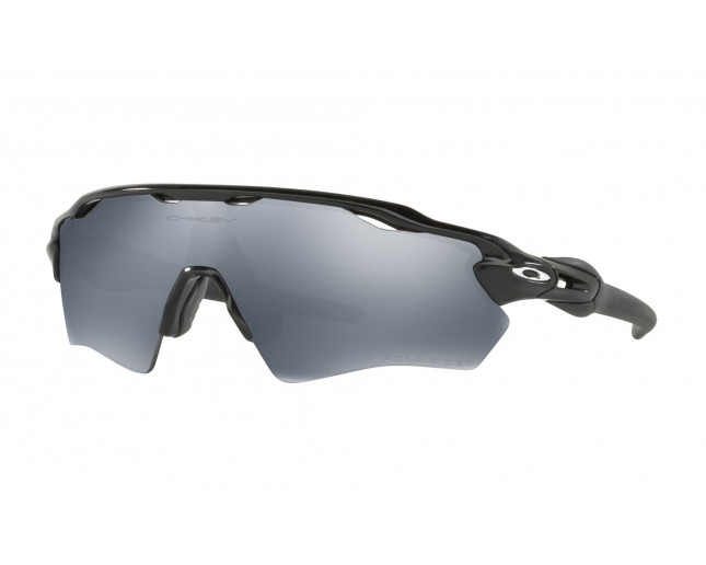 50ebf2dc1b0 Oakley Radar EV XS Path Polished Black-Black iridium polarisé ...