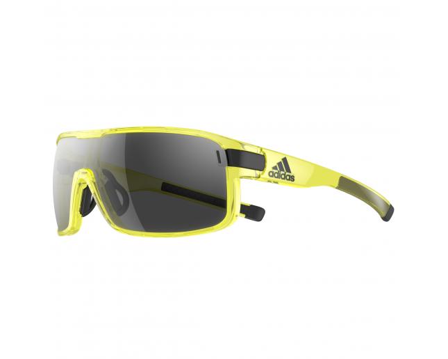 c4be33b5e09 Adidas Zonyk Large Yellow Transparent Shiny Grey - AD03 00-6054 - Sunglasses  - IceOptic