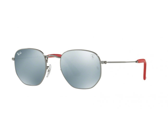 ca7336be9b ... Gunmetal Light green Mirror Silver. RB3548NM F001 30. Ray-Ban Scuderia  Ferrari Collection Black Blue Gradient