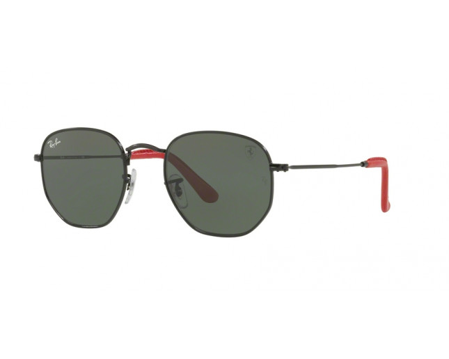 ferrari ray ban hexagonal sunglasses
