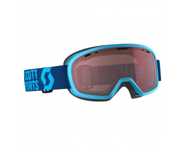 822262ba9cd3 Scott Buzz Pro OTG Blue Amplifier - 260578-BLUE-AMP - Ski Goggles ...