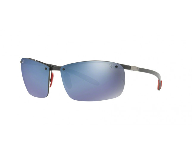 sunglasses lens blue at posh ferrari black scuderia eyes aviator ray ban gradient