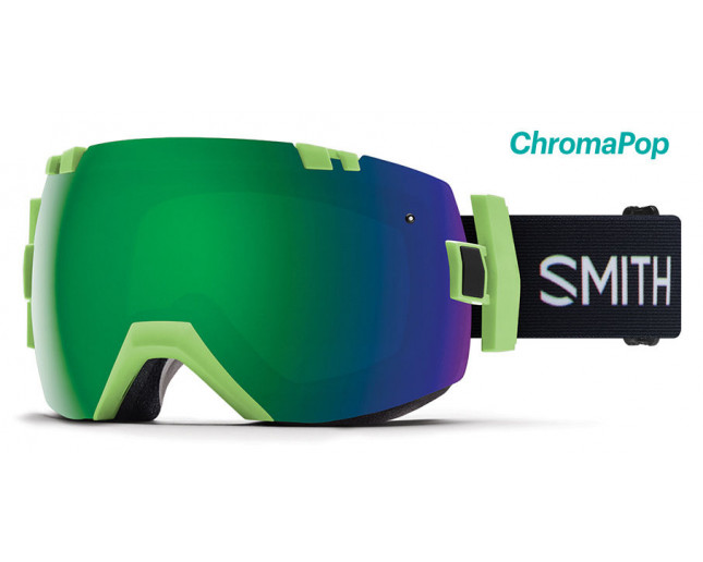 Lunettes de soleil Smith Goggles Smith I/OX Green //. 4btg2JC