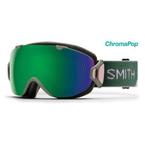 Smith I/OS Patina Split 2 écrans ChromaPop Sun Green ...