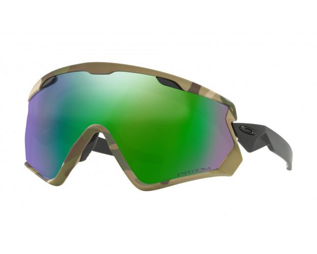 df8aaa0c9 Oakley Wind Jacket 2.0 Army Camo Collection Multicam-Prizm snow Jade iridium