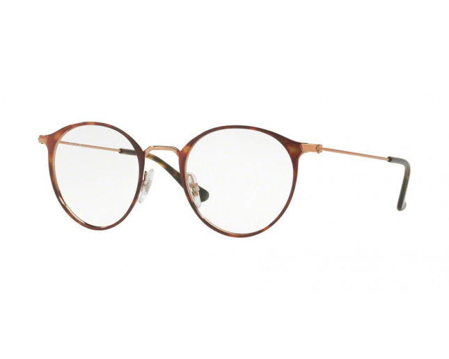 515da54772c70 Ray-Ban RX6378 Copper on Top Havana - RX6378 2971 o - Eyeglasses ...