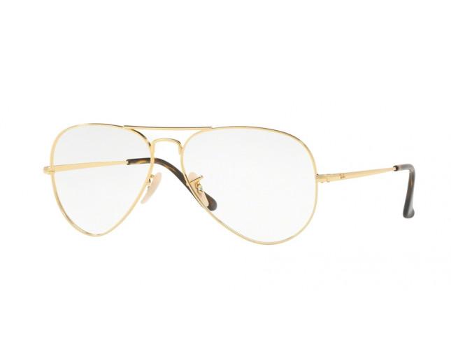 d88e296e7a Ray-Ban RX6489 Gold - RX6489 2500 o - Eyeglasses - IceOptic