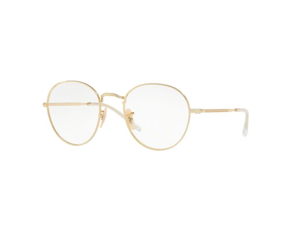 00ce42da66 Ray-Ban RX3582V Metal Gold - RX3582V 2500 o - Eyeglasses - IceOptic