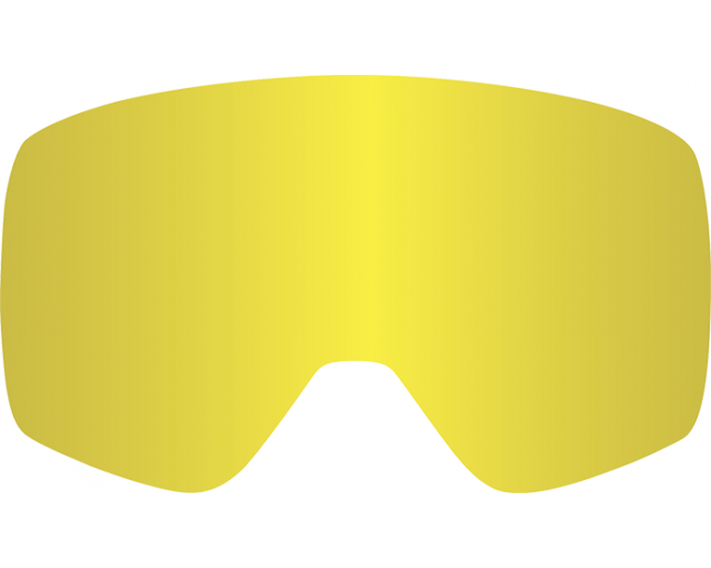 Ecran Arnette Spherique Tracer Yellow