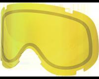 POC Ecran Cornea Yellow Silver Mirror