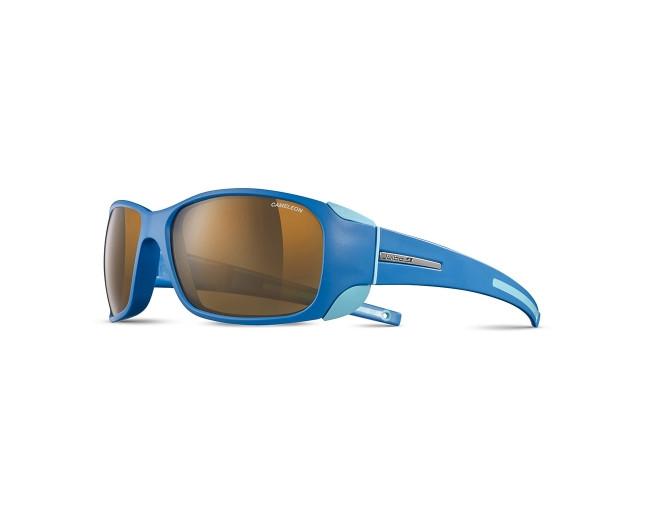 Lunettes Monterosa Cameleon Noir,Bleu Turquoise,Blanc Fuschia