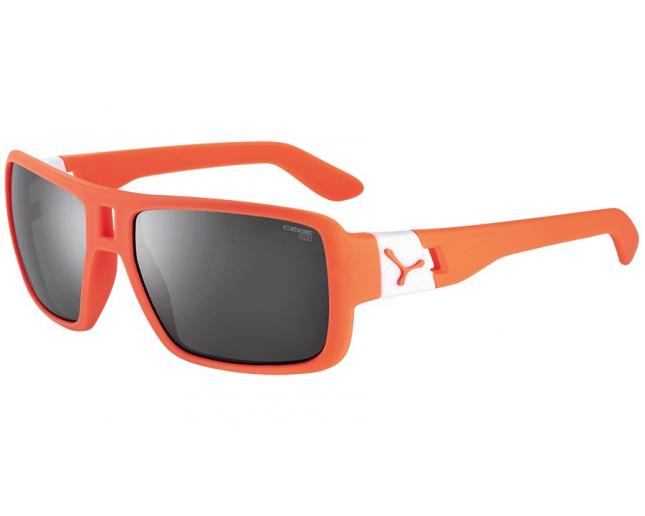 Cébé L.A.M Matt Orange Neon White Cebe 1500 Grey PC - CBLAM7 ICE ... 1814d6de4bcc