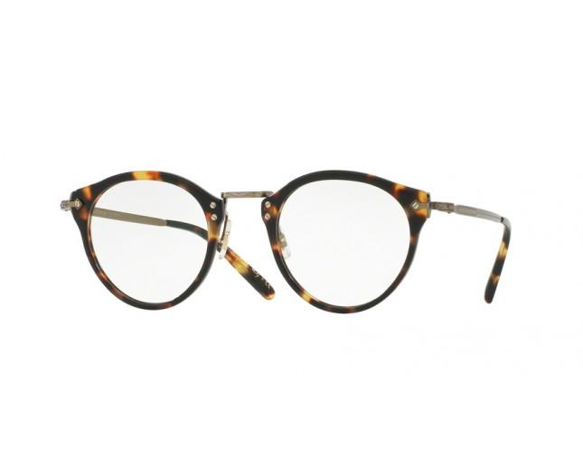 8d82134113b060 Oliver Peoples OP-505 Vintage DTB Havana - OV5184 1407 o - Oliver Peoples  Eyeglasses - IceOptic