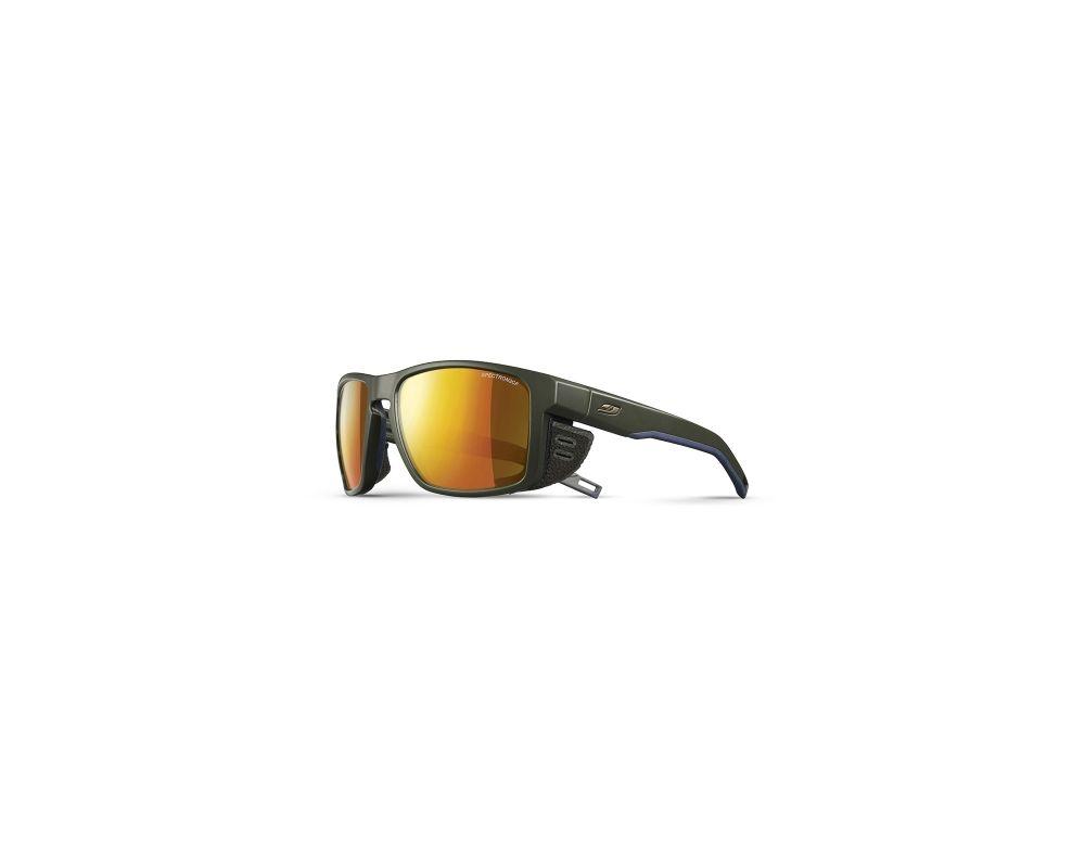 Julbo - Shield Army/Blue Spectron 3CF - Eyewear vFPOW0