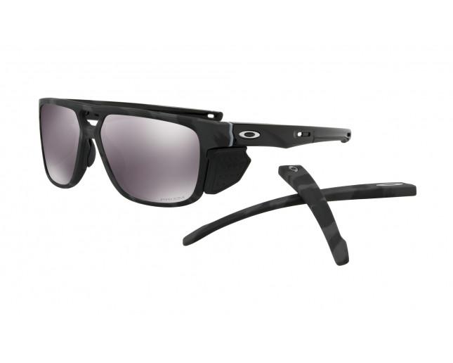 Oakley Sonnenbrille Crossrange Patch Black Camo/Prizm Black Iridium X7YH5ZUu