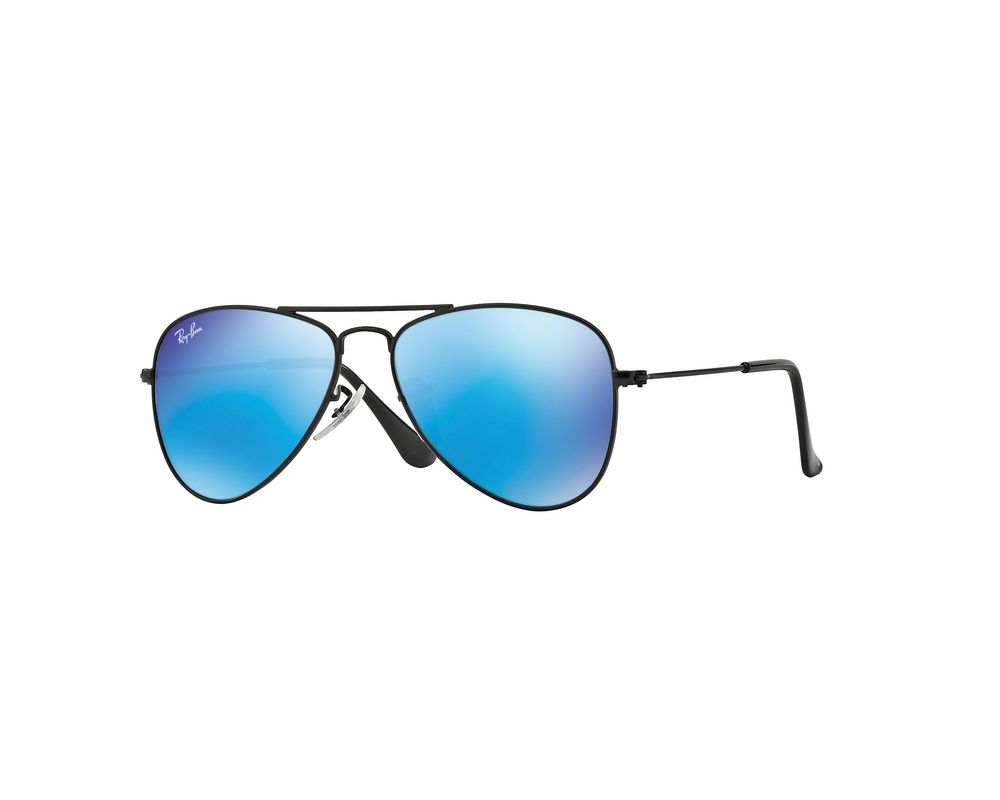 ray ban aviator blue