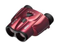 Nikon Jumelle Aculon T11 8-24x25 Zoom Rouge