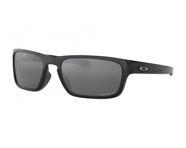 Stealth Polished Prizm Oakley Black Sliver Polarized vw0O8mNn