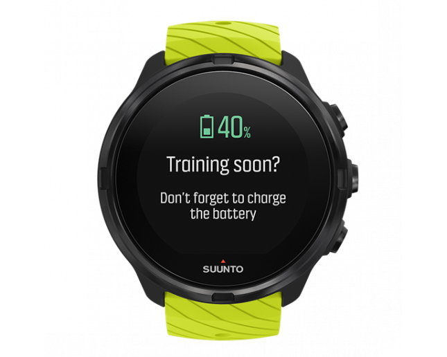 Suunto 9 G1 Lime - SS050144000 - Multisports Watches and Outdoor GPS ... 55a06fe44b7