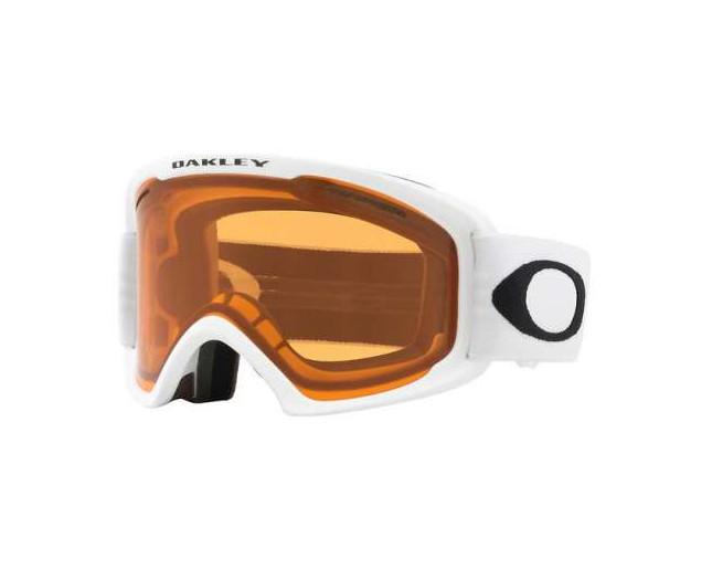 72bb53cd03 Oakley O2 XL Matte white-Persimonm   Dark grey - OO7045-47 - Ski ...