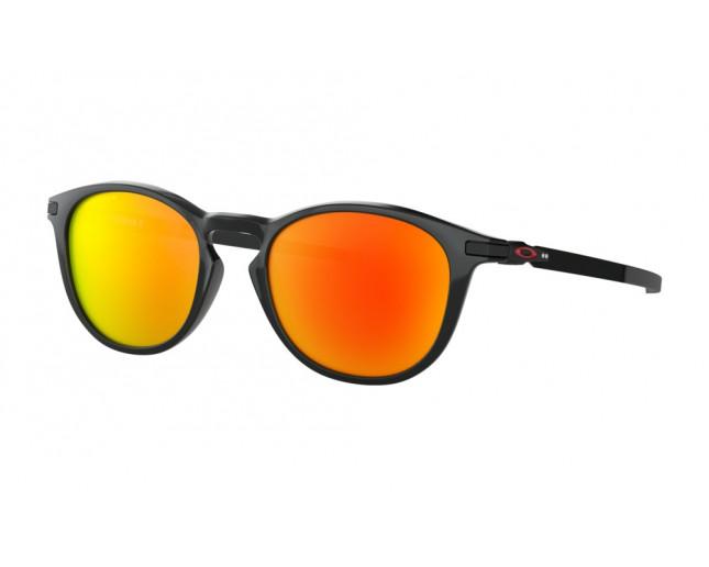 Oakley Pitchman R Polished Black-Prizm Ruby Polarized - OO9439-05 ... 3d6fa72d8b57