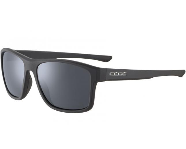 CEBE polarized L.A.M sunglasses ALL BLACK// 1500 Grey POLAR Lens CAT.3 CBLAM4