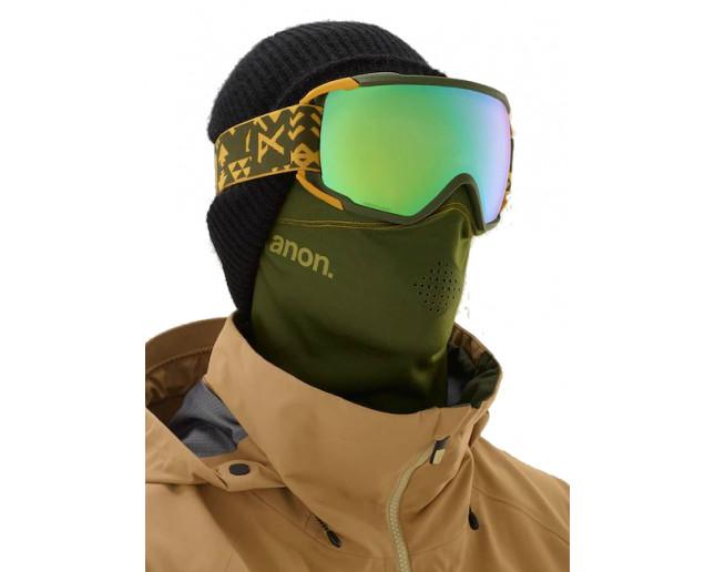 e1551460408 Anon Circuit MFI Native Sonar Green by Zeiss - 185491 356 - Ski Goggles -  IceOptic