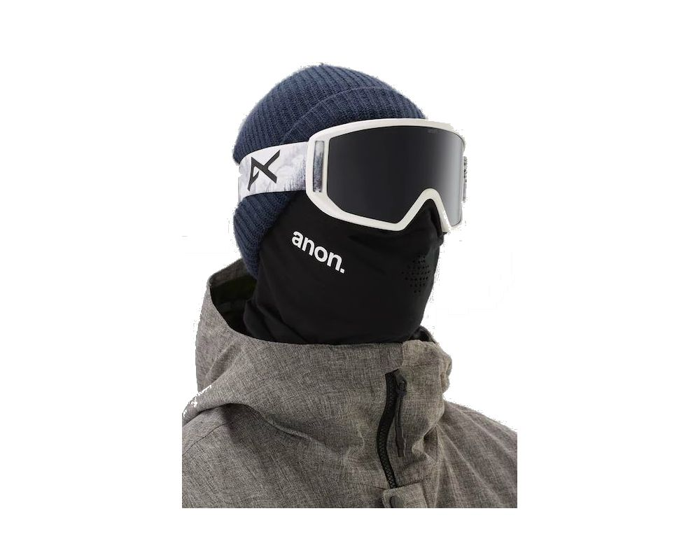 Tort ~ Sonar Smoke One Size Anon Relapse Goggles Snow