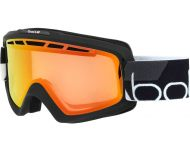 Bollé Nova II Matte Matte Black Photochromic Fire Red