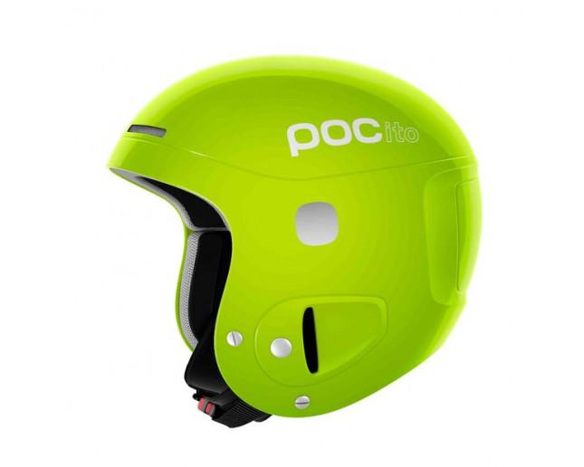 POC POCito Skull Adjustable Fluorescent Lime Green