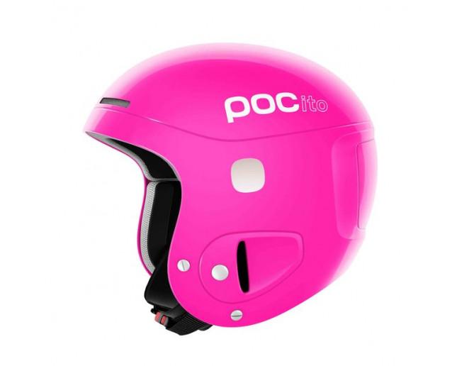 POC POCito Skull Adjustable Fluorescent Pink