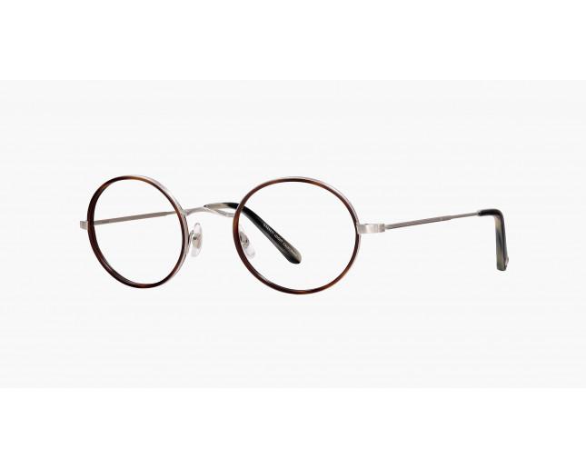3e5997328a1 Garrett Leight Robson Gold-Black Amber - 3048-SIT-S-B - Eyeglasses ...
