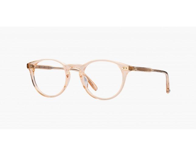 21418f66f80 Garrett Leight Winward Pink Crystal - 1050-PCY - Eyeglasses - IceOptic