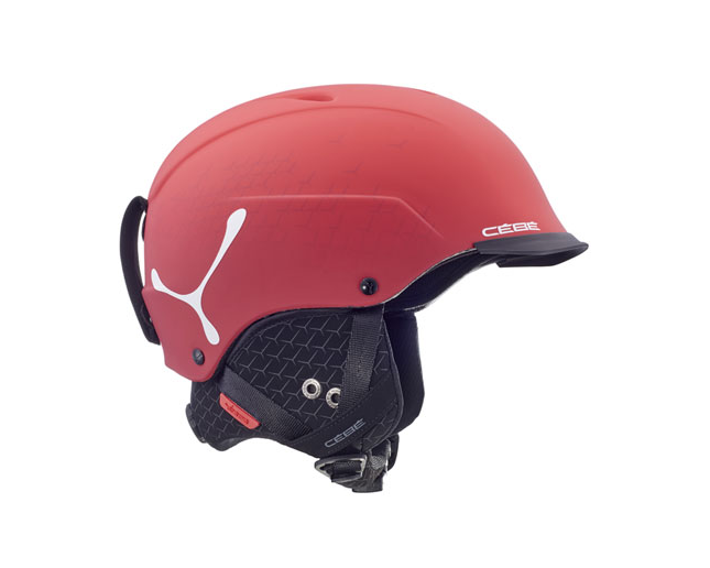 Cébé Contest Visor Ultimate Matt Black Red