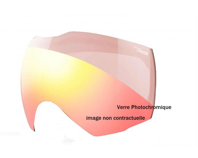 08372148a6 Julbo Ecran masque de Ski Skydome Zebra Light Red Flash Rouge Photochromic  - SKYDOME-ZEBL - Ski Goggles - IceOptic