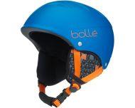 Bollé Casque de Ski B-Free Matte Blue Animals