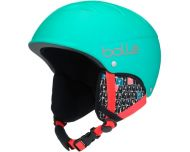 Bollé Casque de Ski B-Free Matte Mint Animals