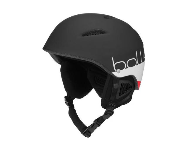 Bollé Casque De Ski B Style Matte Black White B Style Matte Black