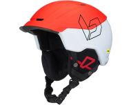 Bollé Casque de Ski Instinct MIPS Matte White Red