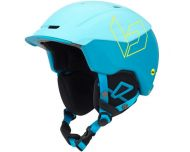 Bollé Casque de Ski Instinct MIPS Matte Blue Yellow